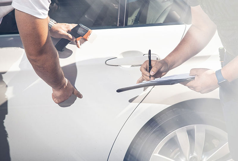 Autobewertung Fahrzeugbewertung